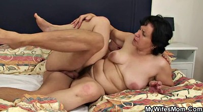 Old mature, Mom pussy, Cheating mom