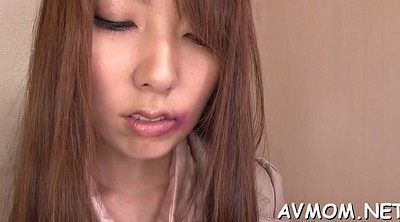 Japanese mature, Young pussy, Young japanese