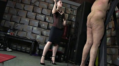Femdom, Mistress, Caning, Caned