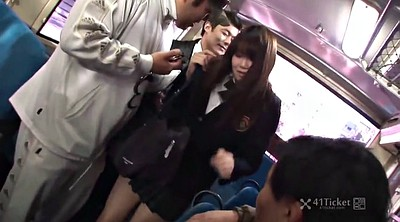 Bus, Japanese gangbang, Japanese bus, Uncensored, Rides, Asian bus