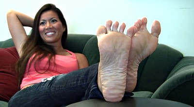 Stinky soles, Asian foot