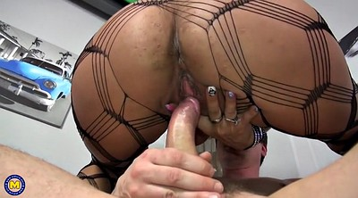 Mom and son, Mature son, Mom sex son, Mom blowjob