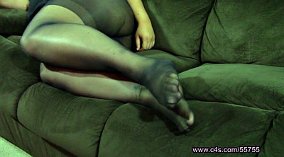 Pantyhose foot, Foot pantyhose, Bbw feet