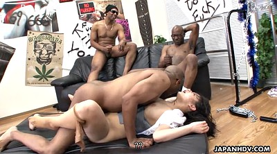 Japanese black, Japanese gangbang, Japanese interracial, Japanese three, Japanese and black, Hairy black pussy