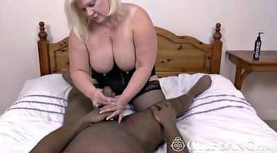 Mature interracial, Interracial mature, Butts, Blonde mature