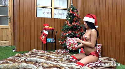 Fingering, Dildo hd, Christmas