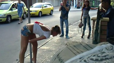Street, Girl on girl, Hot dance, Dancing girls