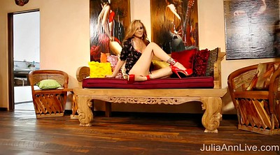 Julia ann, Red, Ann, Superstar