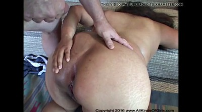 Milf anal, Mexican anal