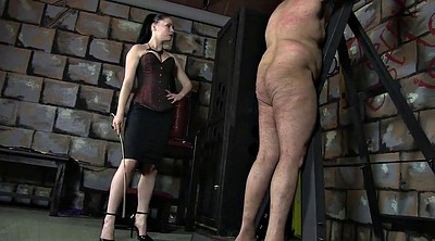 Caning, Mistress t, Caned