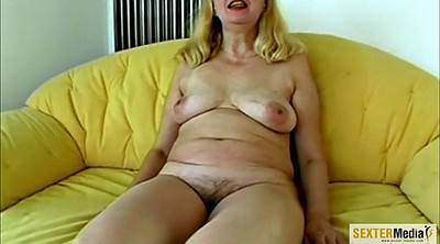 Old young, German milf