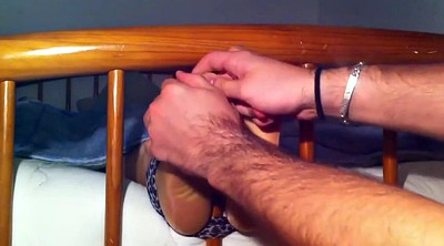 Tickling, Nylon, Tickle, Nylon foot, Tickled, Nylon feet