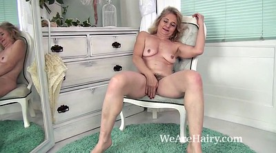 Hairy pussy, Hairy blonde pussy