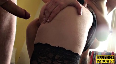 Anal squirting, Anal squirt
