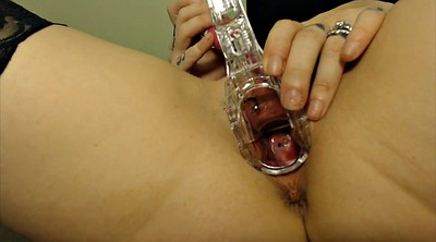 Gyno, Speculum, Ups, Gaping pussy