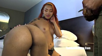 Asian black, Red
