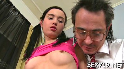 Russian matures, Russian mature, Old teacher