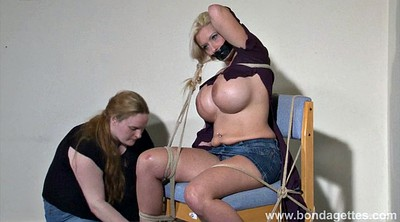 Kinky, Gagged, Chair
