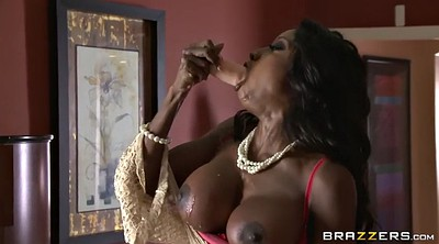 Milf, Black mom, Mom masturbating, Diamond jackson