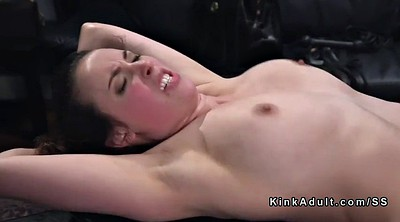 Tied up, Throat fuck, Tied anal