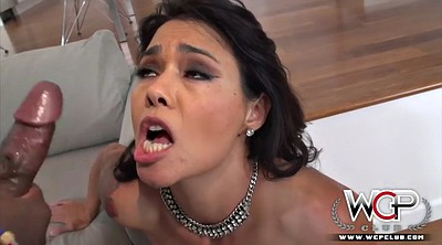 Asian black, Gagging, Deep feet, Black asian