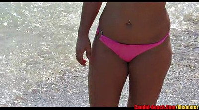 Voyeur, Beach, Hd video