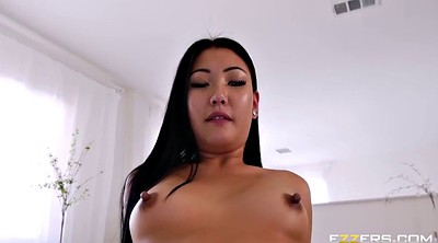Family, Asian doggy, Asian cum