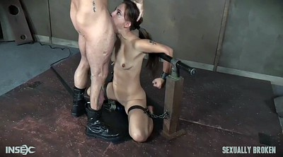 Bondage, Sex slaves