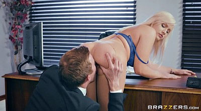 Pantyhose, Office, Kylie page, Office pantyhose, Rip, Pantyhose office