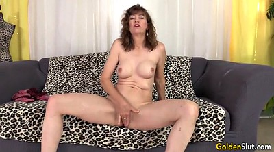 Granny masturbation, Old woman, Morgan, Mature woman