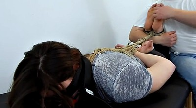 Feet, Tickle, Hogtied