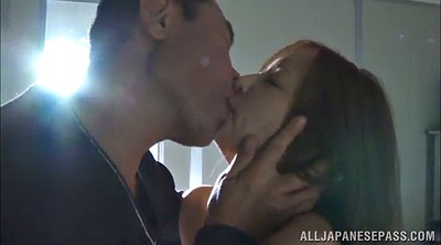 Asian office, Panty licking, Guy, Fucking panties
