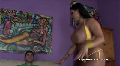 Angelina castro, Angelina, Surprise cum