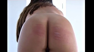 Caned, Caning, Plumper, Girl spanked