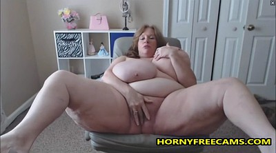 Bbw, Mature natural, Granny masturbation