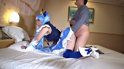 Japanese cosplay