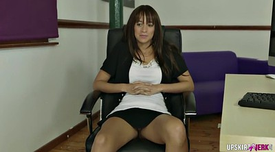 Office, Upskirts solo