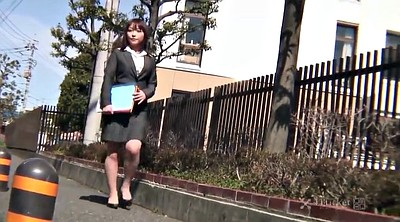Yui, Japanese uncensored, Japanese office, Japanese boss