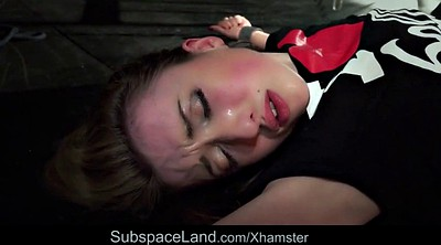 Tied, Submissive, Punished