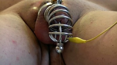 Cumshot, Stimulate, Shackles, Bdsm gay