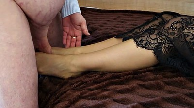 Foot, Nylons, Nylon feet