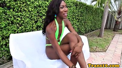 Tranny solo, Ebony solo, Black tranny, Air