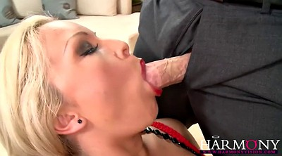 Double, Double blowjob, Hot babe