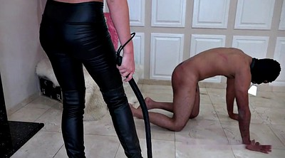 Whipping, Femdom riding