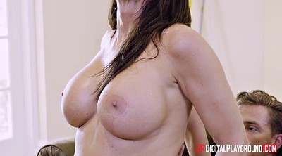 Reagan foxx, Cheating, Reagan, Her son, Big tit granny
