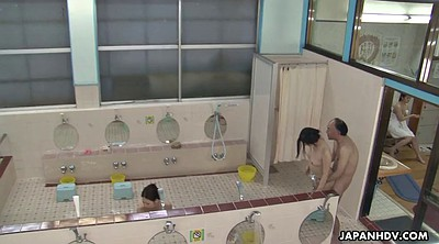 Japanese granny, Orgy, Japanese group, Japanese orgy, Spa, Asian granny