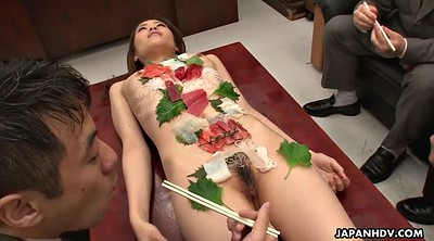 Naked, Japanese office, Japanese gangbang, Yui, Japanese officer, Asian office