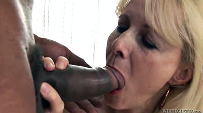 Mature interracial, Interracial mature