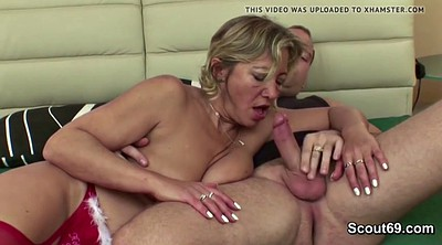 Mom and son, Step son, Step, Son fuck mom, Mom seducing