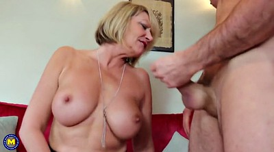 Milf, Mother and son, Mother son, Matures, Mature and young